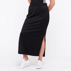 Adidas Originals EQT Black Maxi Skirt